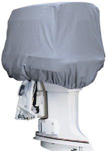 OUTBOARD MOTOR HOOD TO 25 HP