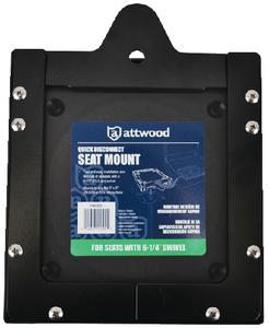 QUICK DISCONNECT SEAT MT 6 1/4