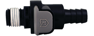 Attwood Universal Male and Female Sprayless Connector for sale online