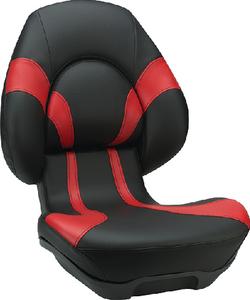 SEAT-CENTRIC X BLACK-RED
