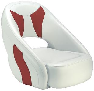 SEAT-AVENIR SP BRT WHITE-RED
