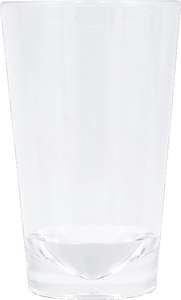 GLASS 16OZ 2/PK