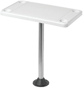 TABLE KIT-RECTANGULAR OFF-WHT