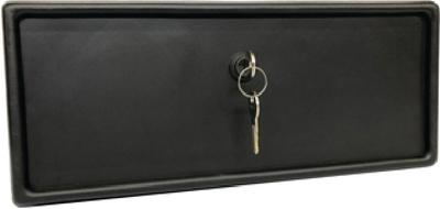 GLOVE BOX DELUXE BLACK
