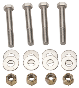 BOLT PACK-JACK PLATE 6.5 IN
