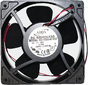 FAN ONLYFOR RADEX 12V