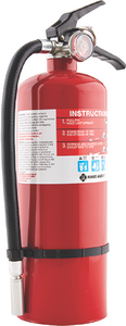 EXTINGUISHER 5# RED 3A40BC