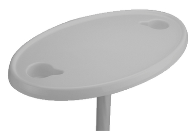 DELUXE OVAL STOWABLE TABLE SYS