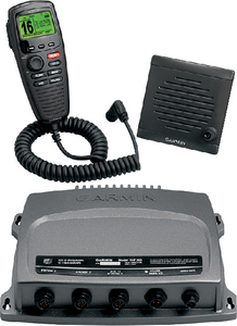 VHF300 AIS BLACK FIXED MOUNT