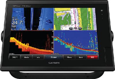 GPSMAP 7412XSV J1939 W/O XDCR