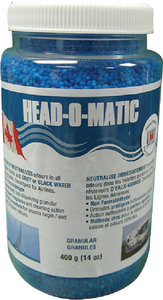 HEAD-O-MATIC BLU GRANULAR 400G