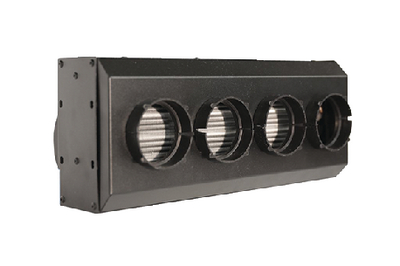 HEATER COMMERCIAL 4-OUTLET