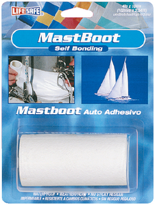 MAST BOOT TAPE 4 X 100 WHITE