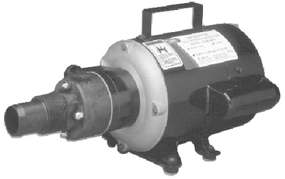 PUMP 115V-HD MACERATOR UNIT