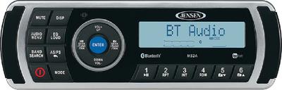 WP AM/FM/USB/IPOD/BT-JENSEN
