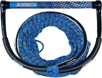 W/B ROPE & HANDLE ELITE BLUE
