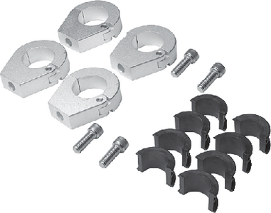 SUP BOAT RACK ADDICT CLAMPS