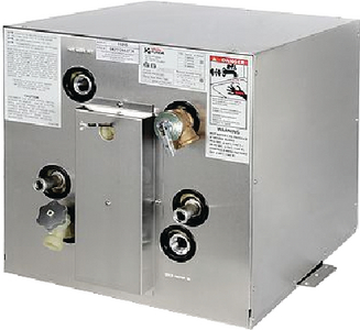 WATER HEATER 6 GL SIDE 120V