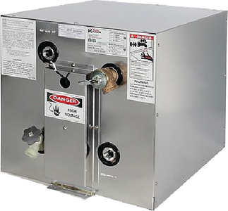 WATER HEATER 11G 120V REAR EXC