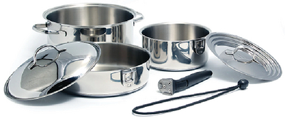COOKWARE S/S 7PC NESTING