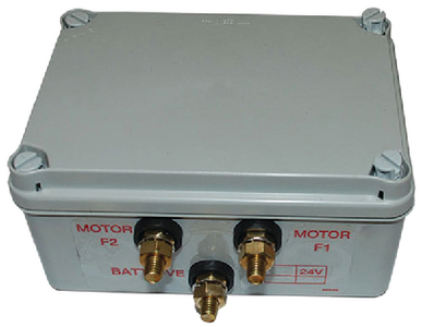 CONTROL BOX 2-DIRECTION 12V