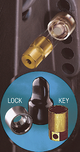 OUTBOARD LOCK 50HP YAM & UP