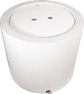 TANK-LIVEWELL 23 GAL WHITE