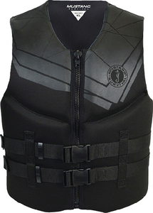VEST NEOPRENSPORT BLACK XX-LAR