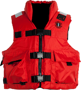 MUSTANG VEST  SAR LARGE