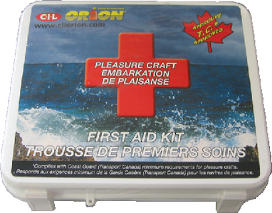 FIRST AID KIT COAST GUARD APPR