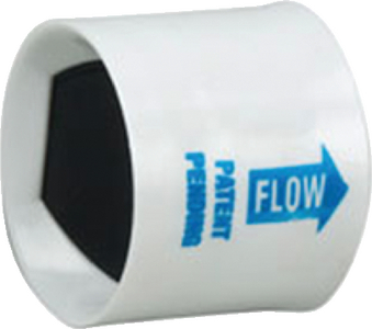 CHECK VALVE IN FILL PIPE ICV