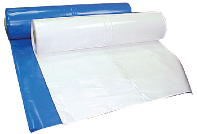WHITE POLY FILM 40'X149'- 200#