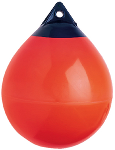 A-4 RED 20.5  DIAM BUOY