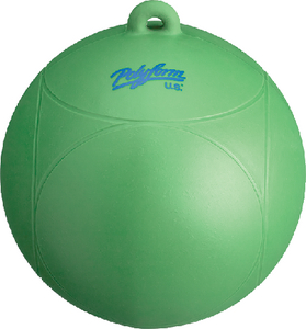 WS-1 GREEN 8  WATERSKI BUOY