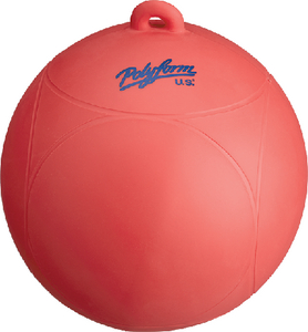 WS-1 RED 8  WATERSKI BUOY