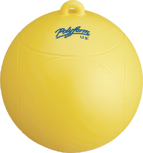 WS-1 YELLOW 8  WATERSKI BUOY