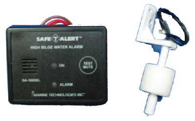 ALARM-HIGH BILGE SURFACE