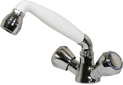 BASIN MIXER W/PULL OUT SPRAYER
