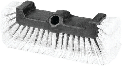 STIFF BRISTLE BRUSH - 3 SIDED