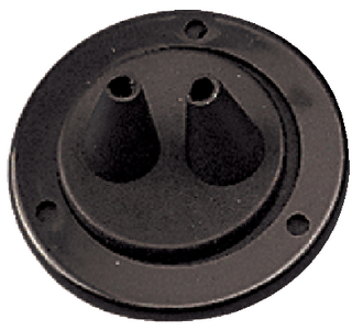 BOOT MOTOR WELL 3IN W/ RING