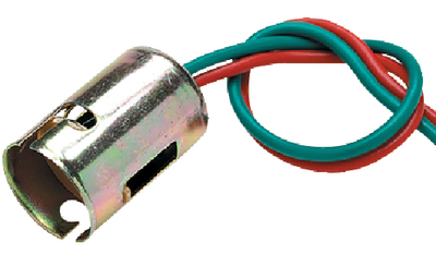 BAYONET SOCKET-STEEL-6  LEAD
