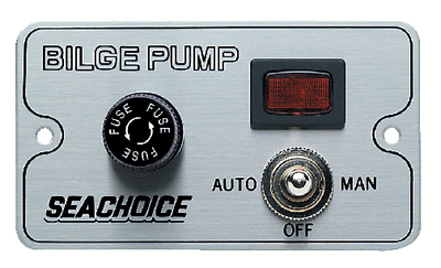 BILGE PUMP CONTROL SWITCH