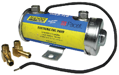 FUEL PUMP GOLD FLOKIT 8.0