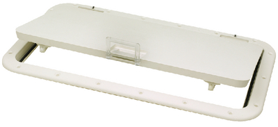 HANDLE HATCH 10IN X 20IN-WHITE