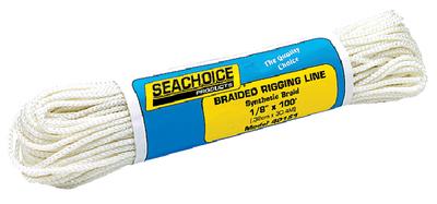 BRAIDED RIGGING LINE - 1/8