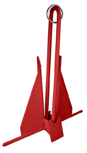 SLIP-RING ANCHOR STYLE 8# RED