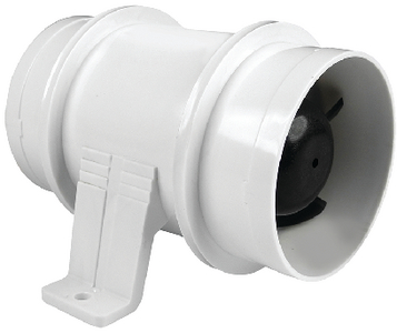 IN-LINE EXHAUST BLOWER - 4