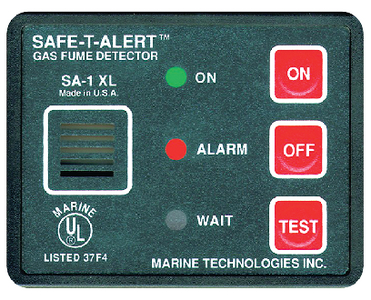 GAS/ PROPANE FUME DETECTOR