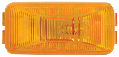 AMBER CLEARANCE LIGHT ONLY