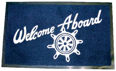 WELCOME ABOARD MAT-NAVY